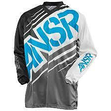Answer Adult Synchron Motocross Jersey Enduro Mx Top
