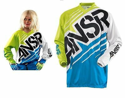 Answer Synchron Motocross Jersey Enduro Mx Top Youth And Adult