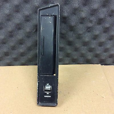1989 - 1993 Cadillac Deville  RIght REAR window switch WITH LIGHTER ASHTRAY