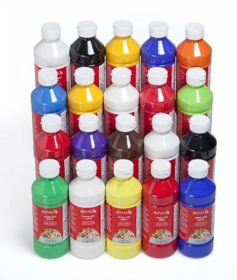 Reeves 500ml Readimix - 20 Assortment Pack