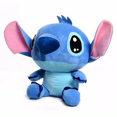 """8"""" Lilo and Stitch Plush Toy Soft Touch Stuffed Doll Figure Toy Birthday Gift"""