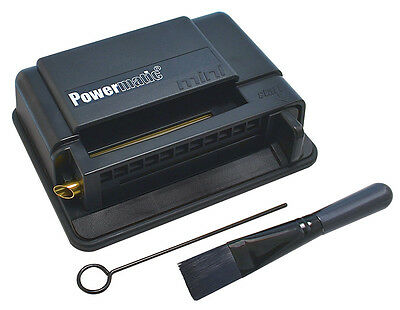 Powermatic Mini Cigarette Injector - Black
