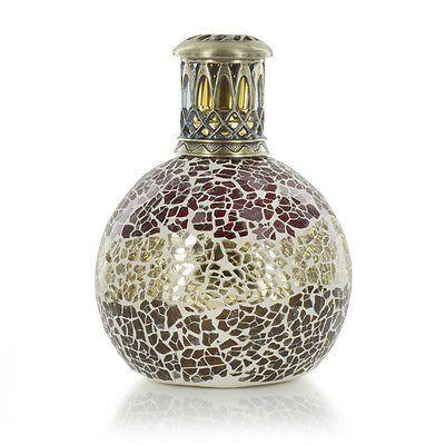 Ashleigh & Burwood  Home Fragrance Diffusion Lamp Oil Burner Gift - Tectonic NEW