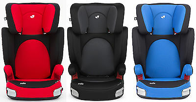 Joie Trillo+ Group 2/3 Car Seat Toddler/Child Isofix Travel Safety BNIB