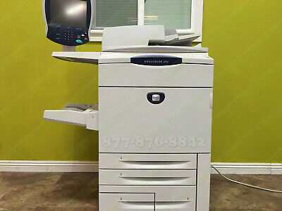 Xerox DocuColor 242 Digital Press Production Printer Copier All-in-One 55PPM