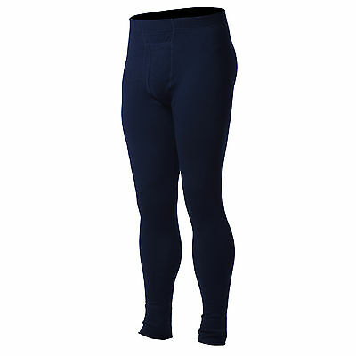 Minus33 Merino Wool Kancamagus Midweight Long Bottoms (Navy)