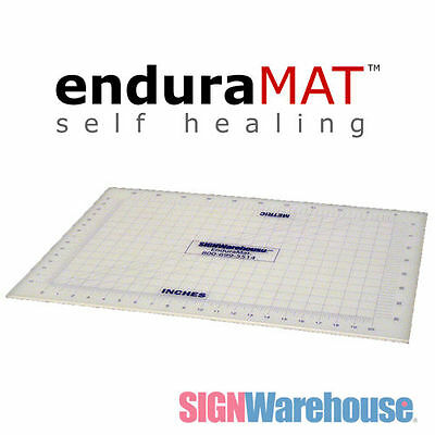 "Cutting Mat Self Healing Translucent 24""x36"" Vinyl Cutters Plotter SignWarehouse"