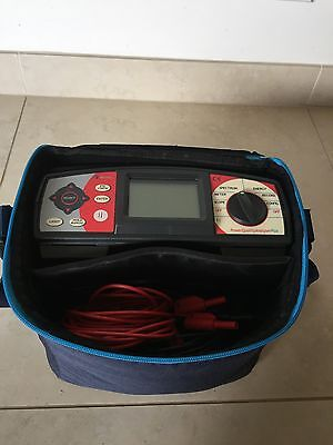 Metrel MI 2292 Power Quality Analyser Plus In Carry Case