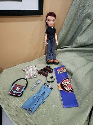 Bratz Boyz Cameron Doll in Perfect Condition with accessories