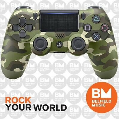 PS4 Controller Dual Shock 4 Camo - Playstation Remote Play Station