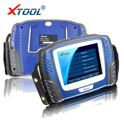Original XTOOL PS2 GDS Scanner For Gasoline Version Car Diagnostic Scan Tool