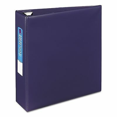 "Avery 79823 Heavy-Duty Binder with One Touch EZD Rings  11 x 8 1/2  3"" Capacity"