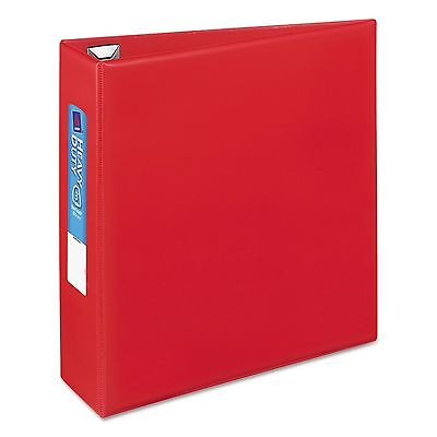 "Avery 79583 Heavy-Duty Binder with One Touch EZD Rings  11 x 8 1/2  3"" Capacity"