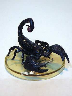 Takara Tomy Arts Encyclopedia of Scorpion Pandinus Imperator Figure Gashapon