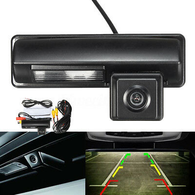 Car Reverse Camera Rear View Backup Parking Cams Kit For Toyota Camry 2007-2012