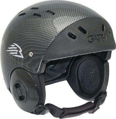 GATH Surf Convertible Watersports Helmet SIZE L (Carbon)