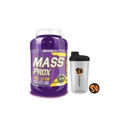 MASS PROX 1,5Kg Chocolate NUTRYTEC carbohidratos proteina creatina