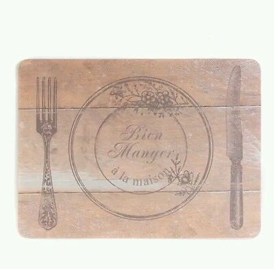 -p%1 Set Of 4 Bien Manager Heirloom Placemats 29cm x 21.9cm By Indulje
