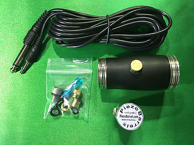 PiezoBarrel 'Sol' Clarinet Pickup Microphone with 65mm Barrel and 4 metre Cable