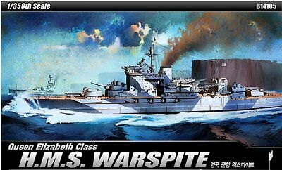 Academy 1/350 Admiral Graf Spee German Battleship New Ship Model kit #14105