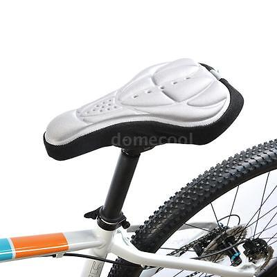 Bike Mtb Saddle Cover Bicycle Cycle Seat Cover Cushion Saddle Cover Pad Du A1D0
