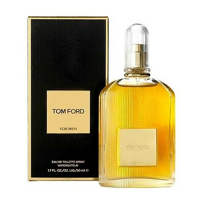 Tom Ford For Men 50Ml Eau De Toilette Spray Brand New & Sealed *