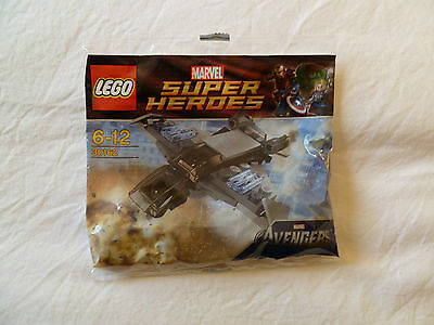 LEGO - Quinjet - SUPERHEROES - 30162 - New and Sealed