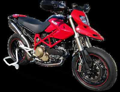 Manuale Officina Ducati Hypermotard 1100 1100 S My 2008 Workshop Manual  E-Mail