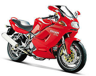 Manuale Officina Ducati St4 Sport Touring 4 My 2000 Workshop Manual Cd E-Mail
