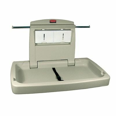 Rubbermaid Commercial Horizontal Baby Changing Station 7818-88