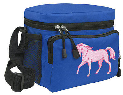 CUTE Horse Lunch Box Cooler Bag HORSES LUNCHBOXES BAGS BEST HORSE LOVER GIFTS!