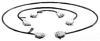Sdcha60 Distribution Cable Harness - 60 In. Mvt Pm Distrbution Harness