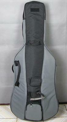 4/4 cello soft bag with a great waterproof cloth,free with bow case