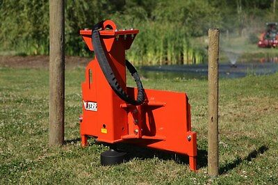 Breaker Style Post Driver for Skid Steers - 1250 Ft. lb Drive posts and more!