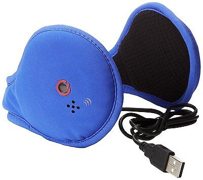 180s Bluetooth Gen 2 Unisex Adjustable Behind the Head Ear Warmer Dazzling Blue