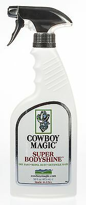 Cowboy Magic Super Bodyshine, 16 oz