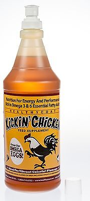 Kickin' Chicken Supplement, 32 oz