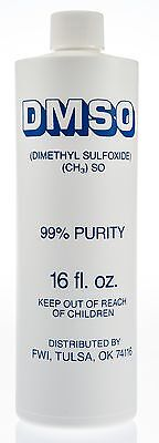 DMSO Liquid 99%, 16 oz