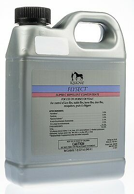 Flysect Super-C Repellent Concentrate, 32 oz