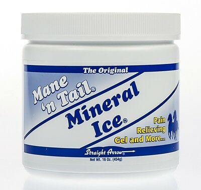 Original Mane 'n Tail Mineral Ice, 1 lb