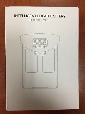 DJI Phantom 4 Intelligent Flight Drone  Battery New In Box 100% Authentic