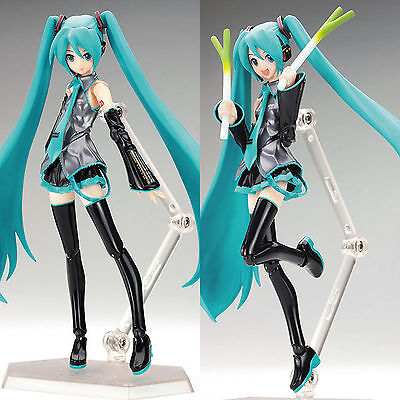 VOCALOID Hatsune Miku Action Figure 1/8 Scale Painted PVC Anime Figurine 16cm