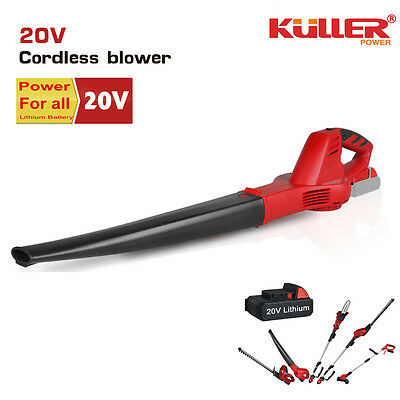 NEW 20V Cordless Lithium leaf blower (Tool only, NO Battery & Charger)