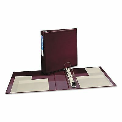 "Avery 79362 Heavy-Duty Binder with One Touch EZD Rings  11 x 8 1/2  2"" Capacity"