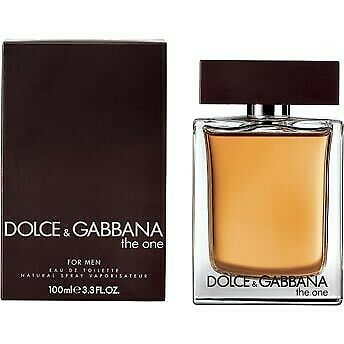 Dolce & Gabbana The One For Men Eau de Toilette 100ml Spray