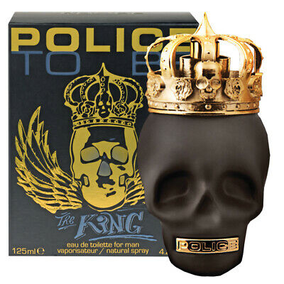 Police To Be King 125ml Eau De Toilette Spray