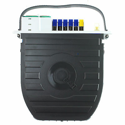 Q-Tran Qset-120-120/12 Q-Set-1 Luminaire Power Supply Center For Q-Vault-5 120W