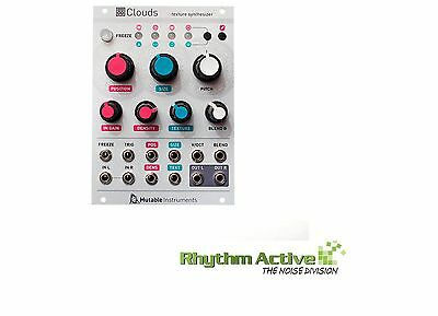 Mutable Instruments Clouds Texture Synth Modular Eurorack Synthesizer Module