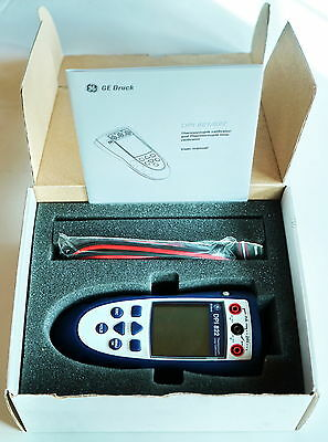 Ge Druck Dpi 822 Dpi822 Thermocouple Loop Calibrator W Leads Like New