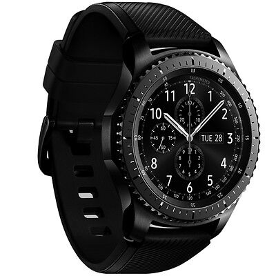 SAMSUNG GALAXY GEAR S3 Frontier Wi-Fi Bluetooth Smart Watch SM-R760